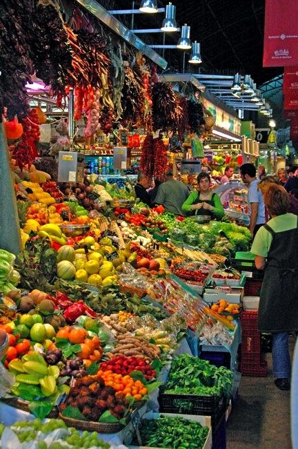 marché Boqueria 1