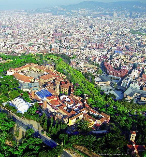poble espanyol 1