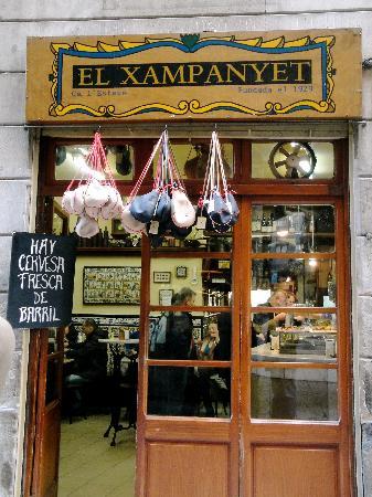 Xampanyet Barcelona