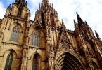 cathedrale gothique de barcelone