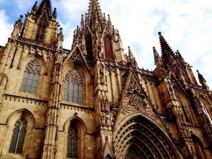 cathedrale gothique