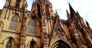 cathedrale gothique de barcelone