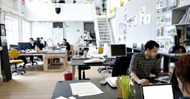 espace de co-travail à Barcelone