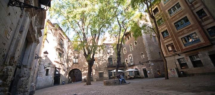 Places à Barcelone