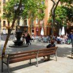 Plaza Sortidor Barcelone