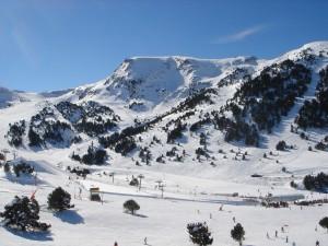 Station de Ski Grandvalira - Andorre