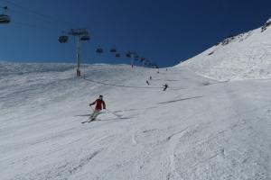 Station de ski près de Barcelone