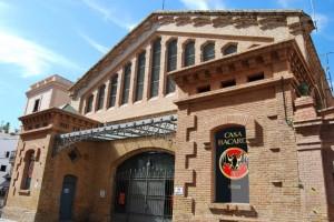 Le musée Bacardi de Sitges (Catalogne)