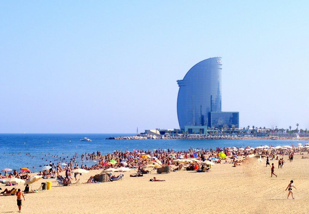 Favori Les meilleures plages de Barcelone WI39