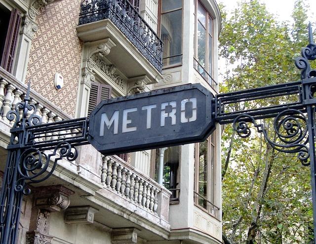 métro de barcelone