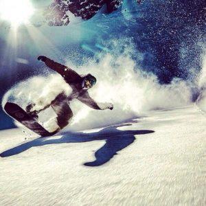 snowboard Barcelone
