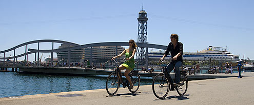 Barcelona-Bici