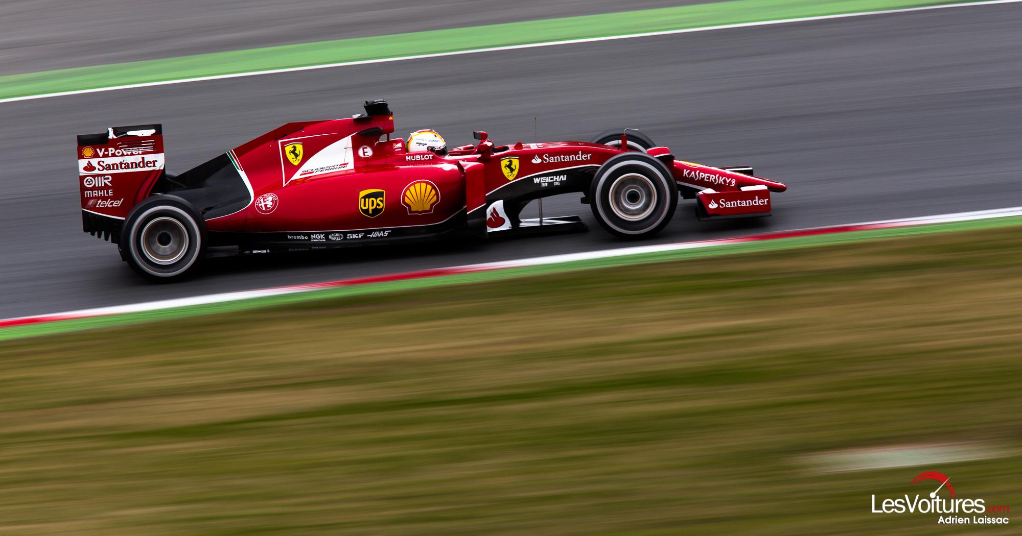 Grand Prix de Formule 1 d'Espagne 2015 | Barcelone