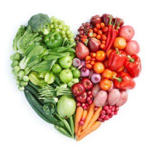 coeur voyager vegetalien