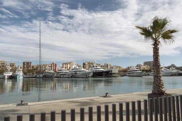 port vell de barcelone