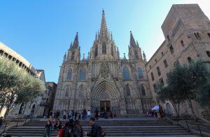 eglise vieille ville barcelone