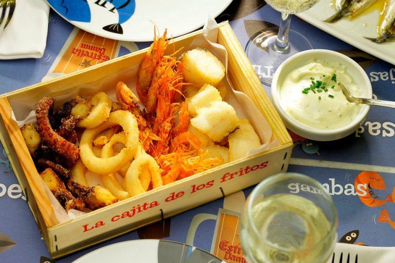 Les 5 meilleurs bars tapas de la barceloneta - Cuisine espagnole tapas ...