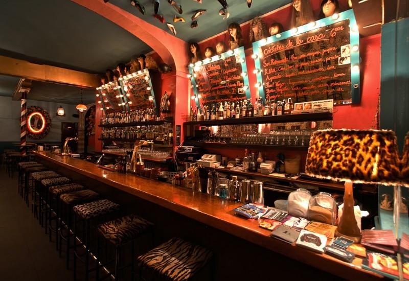 Découvrez le kitsch bar Sor Rita à Barcelone