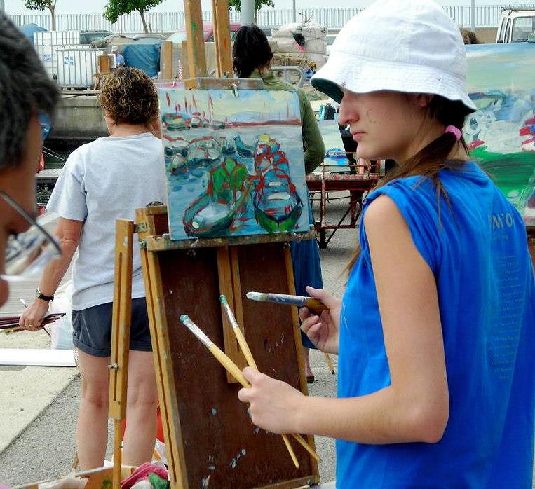 Les Ateliers artistiques de Barcelone