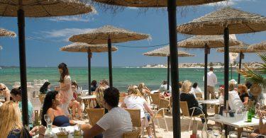 Les Chiringuitos|bars de plage à Barcelone