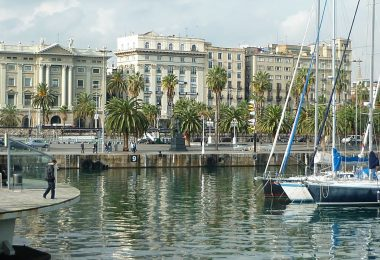 port de barcelone