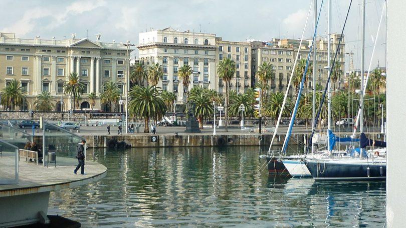 Barcelone une des ville les plus touristiques d 39 europe - Port de plaisance barcelone ...
