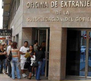 bureau d'immigration