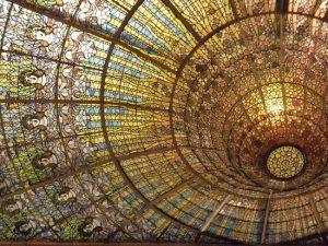 Le Palais de la musique catalane 1