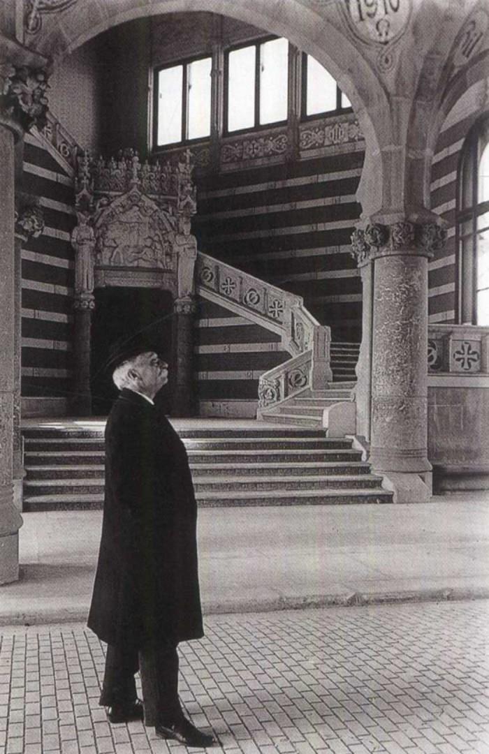 Le modernisme catalan avec Lluis Domènech i Montaner