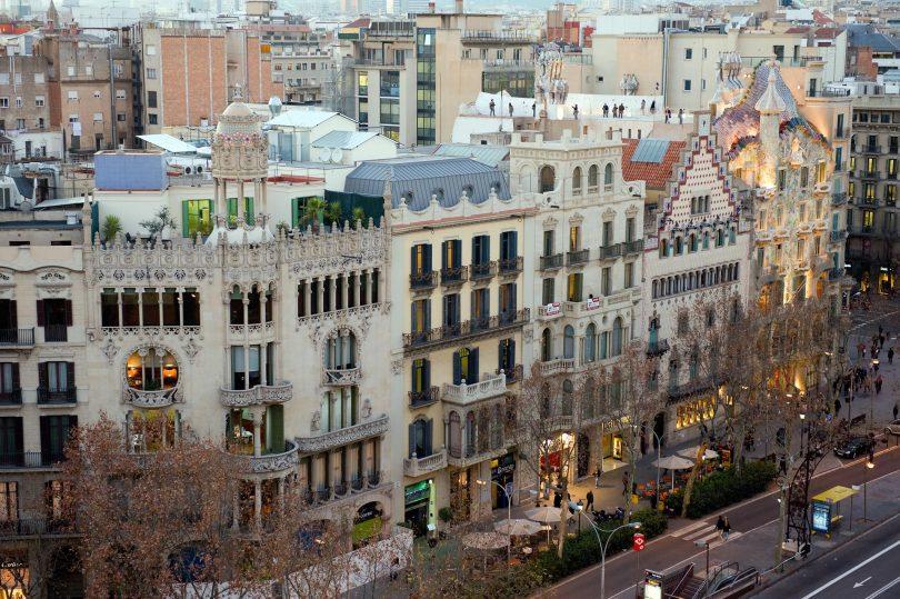 Découvrez le bloc de la discorde à Barcelone