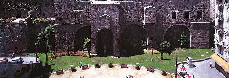 Plaça Ramon Berenguer