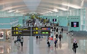 Temps De Transport Entre Aeroport El Prat Et Centre Ville