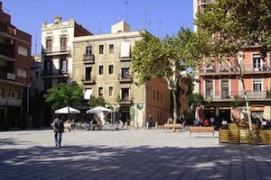 plaça-del-sol-gracia-district