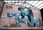 Tours gratuits des graffitis