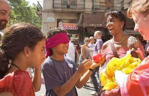 Barcelone en famille, voyagez avec les enfants 1