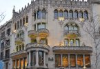 Casa Lleo i Morera sur Barcelone