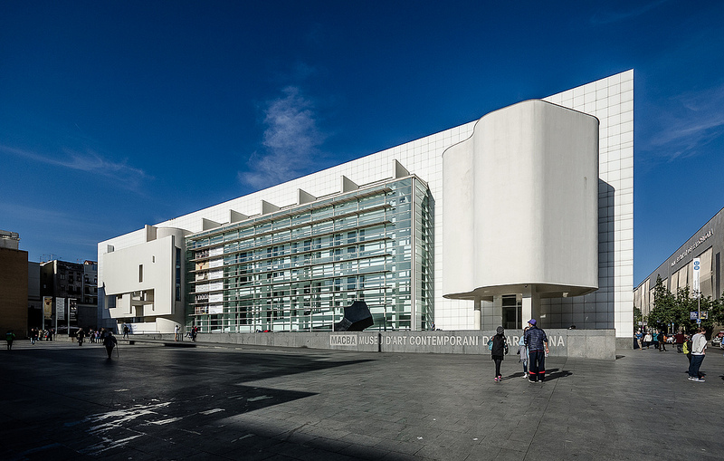 musee art contemporain barcelone