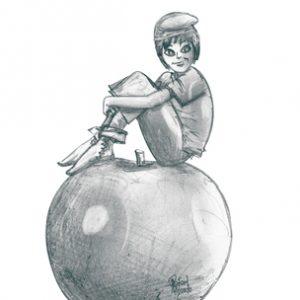 Caricature En Patufet
