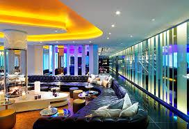 Bar lounge - Hôtel W barcelona