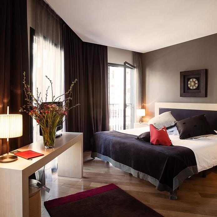 H tels romantiques barcelone - Hotel de charme barcelone ...