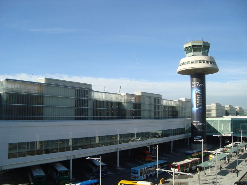 aeroport de barcelone