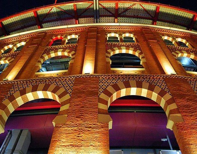 Arenas de Barcelona  Feliz semana a todos  espaahellip