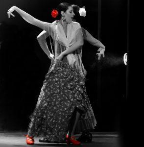 Flamencodanseuse