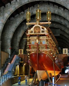 Musee Maritime de Barcelone