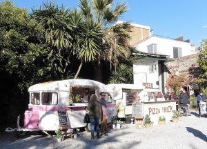Palo Alto food truck