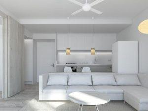 appartement rangé