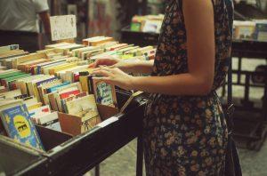 vintage-books-flea-market