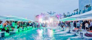 Les meilleures pool party de Barcelone
