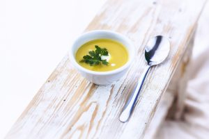 leek-potato-soup-white-bowl-healthy-parsley