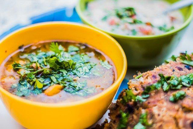 soupe froide tapas